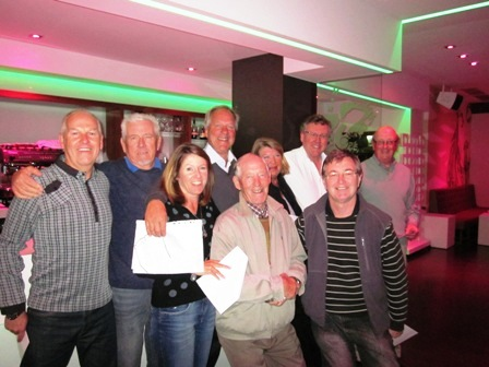 Winners 5 Feb 12