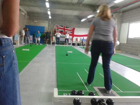 Short mat bowls - 7 May 14
