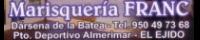 Marisqueria Franc, Almerimar
