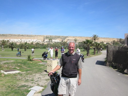 Lennart Olsson - Friday Golf Society
